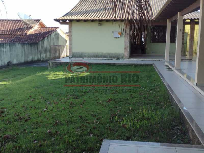 índice1837 - Excelente Casa Linear, 4quartos Parque Hotel Araruama - PACA30553 - 30