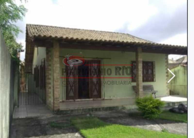 índice718 - Excelente Casa Linear, 4quartos Parque Hotel Araruama - PACA30553 - 3