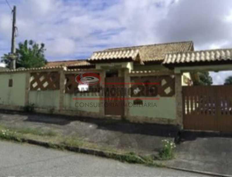 índice618 - Excelente Casa Linear, 4quartos Parque Hotel Araruama - PACA30553 - 1