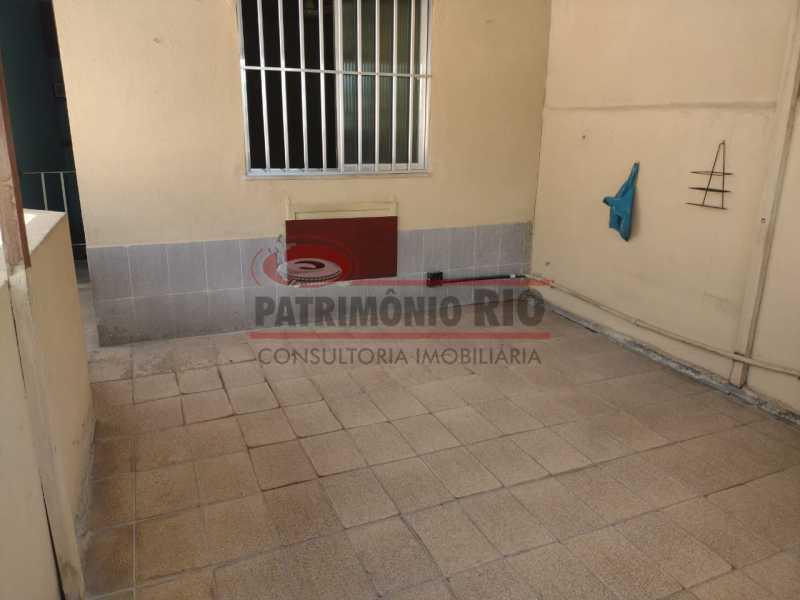 z27 - Muito Boa Casa de Vila 2quartos Irajá - PACV20112 - 1