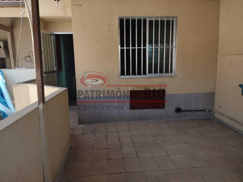 z26 - Muito Boa Casa de Vila 2quartos Irajá - PACV20112 - 22