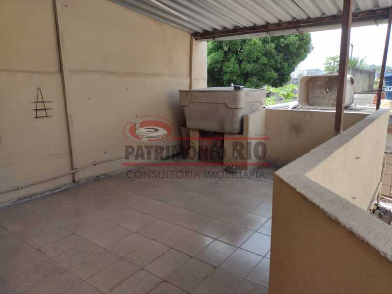 z25 - Muito Boa Casa de Vila 2quartos Irajá - PACV20112 - 3