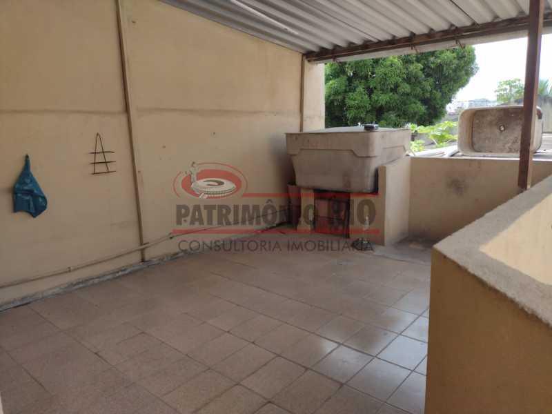 z24 - Muito Boa Casa de Vila 2quartos Irajá - PACV20112 - 21