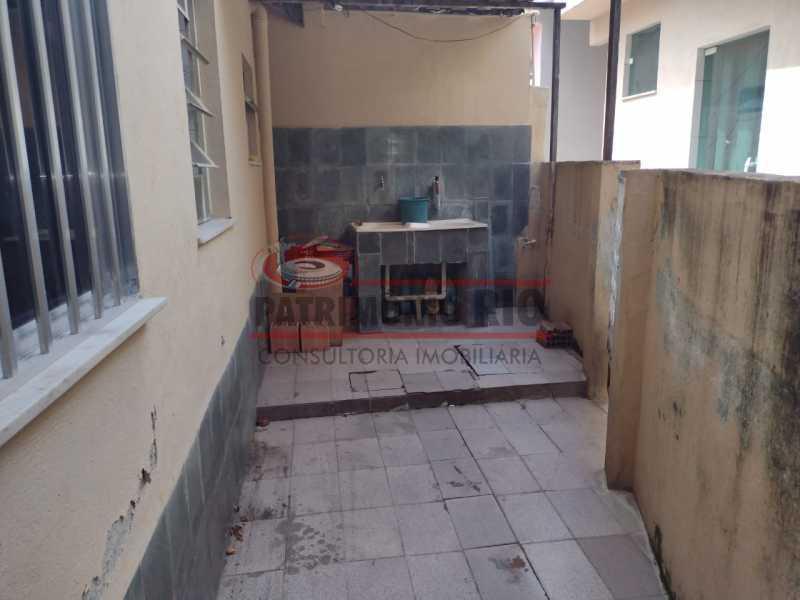 z2 - Muito Boa Casa de Vila 2quartos Irajá - PACV20112 - 20