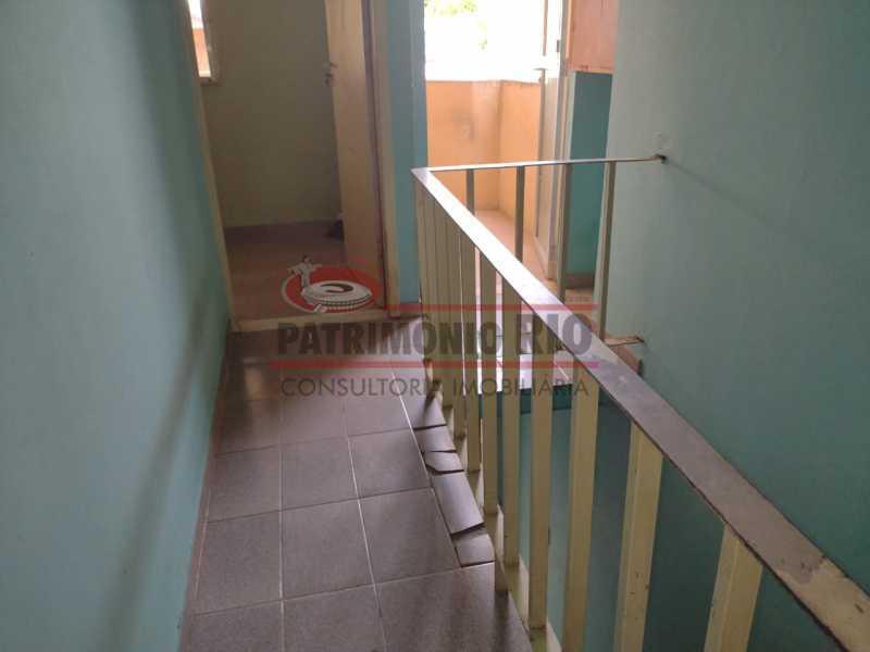 z04 - Muito Boa Casa de Vila 2quartos Irajá - PACV20112 - 28