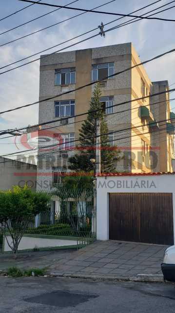 WhatsApp Image 2021-03-12 at 1 - Ótimo Apartamento 2quartos Jacarepaguá - PAAP24288 - 1