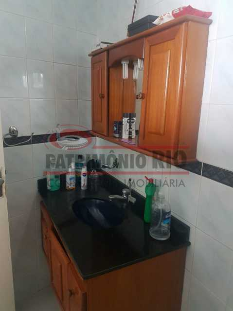 JM 1 - Ótima Casa de Condomínio Duplex - PACN20137 - 14