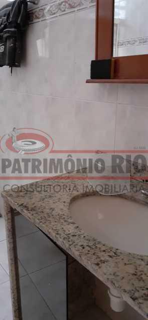 IMG-20210323-WA0057 - Espetacular Casa com terraço, 3quartos, 2vagas de garagem - Pavuna - PACA30557 - 12