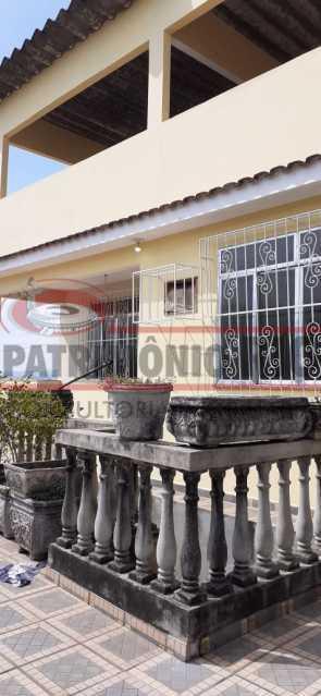 IMG-20210323-WA0058 - Espetacular Casa com terraço, 3quartos, 2vagas de garagem - Pavuna - PACA30557 - 1
