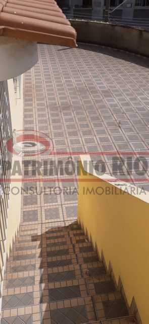 IMG-20210323-WA0059 - Espetacular Casa com terraço, 3quartos, 2vagas de garagem - Pavuna - PACA30557 - 5