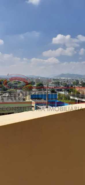 IMG-20210323-WA0060 - Espetacular Casa com terraço, 3quartos, 2vagas de garagem - Pavuna - PACA30557 - 24