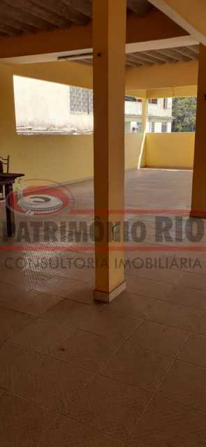 IMG-20210323-WA0065 - Espetacular Casa com terraço, 3quartos, 2vagas de garagem - Pavuna - PACA30557 - 27