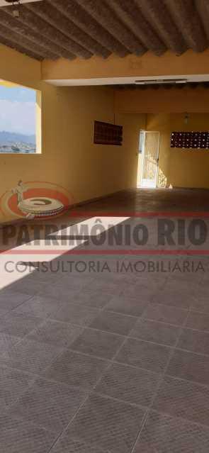 IMG-20210323-WA0069 - Espetacular Casa com terraço, 3quartos, 2vagas de garagem - Pavuna - PACA30557 - 26
