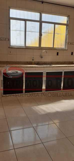 IMG-20210323-WA0073 - Espetacular Casa com terraço, 3quartos, 2vagas de garagem - Pavuna - PACA30557 - 21