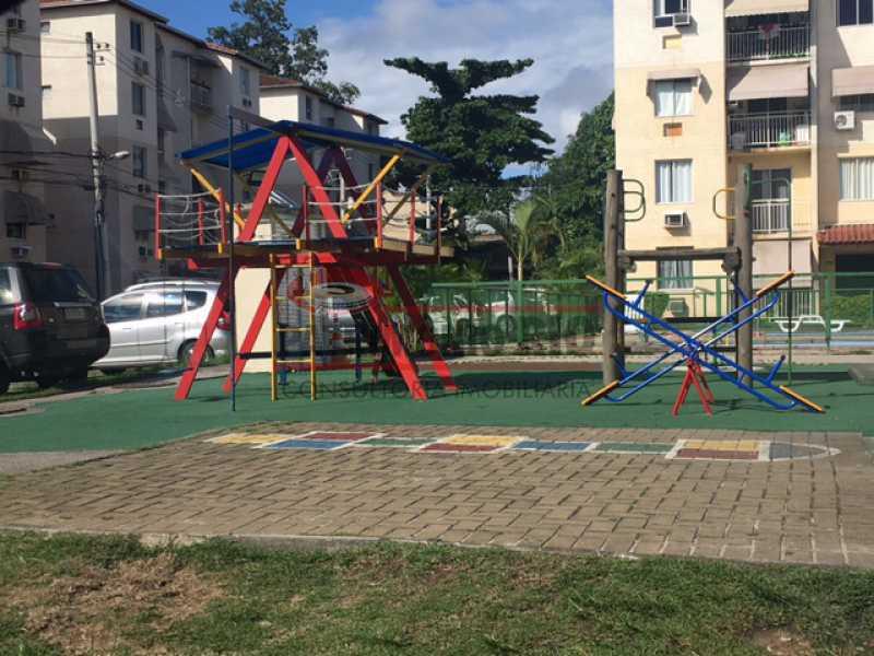 IMG_4569 - 2 quartos térreo na Vila Cordovil. - PAAP24299 - 8