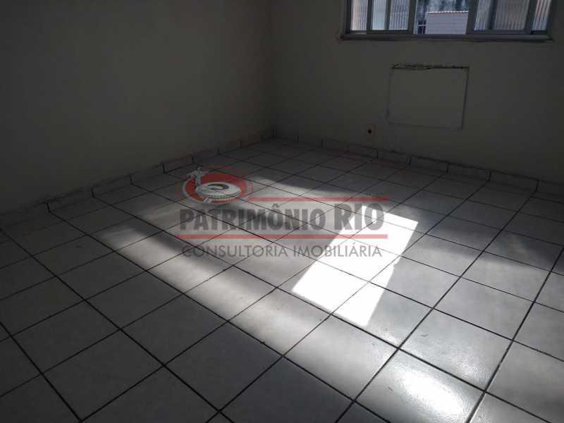 MA9 - Bom apartamento 2 quartos Braz de Pina. - PAAP24300 - 24