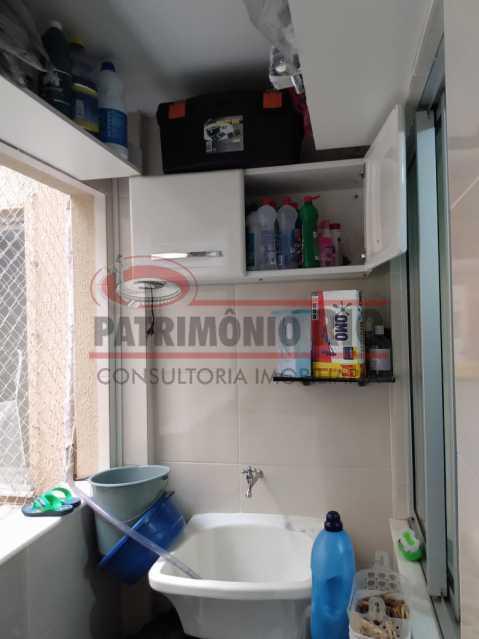 18 2 - Excelente Apartamento Aceitando Financiamento - PAAP24301 - 17
