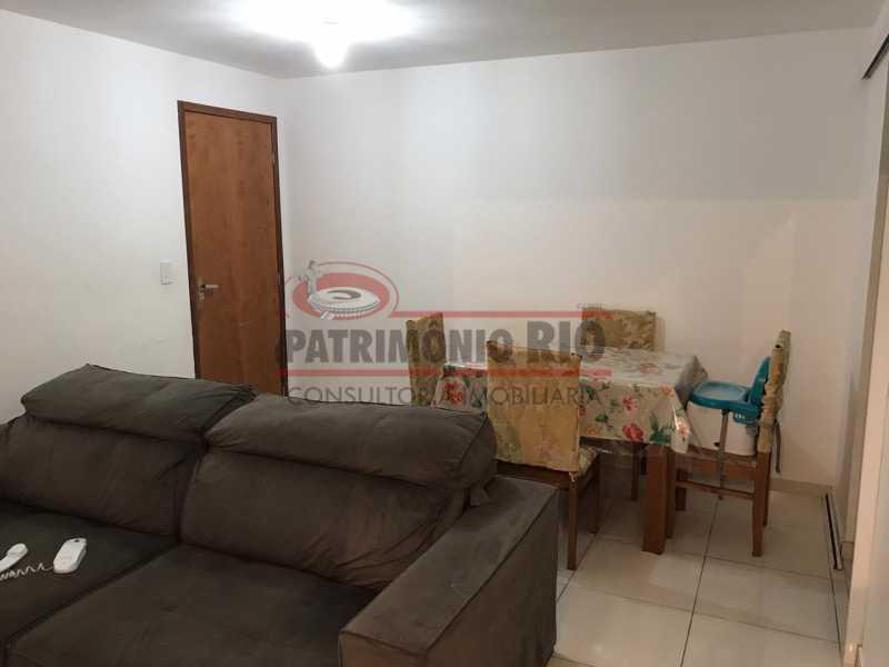 12 2 - Excelente Apartamento Aceitando Financiamento - PAAP24301 - 1