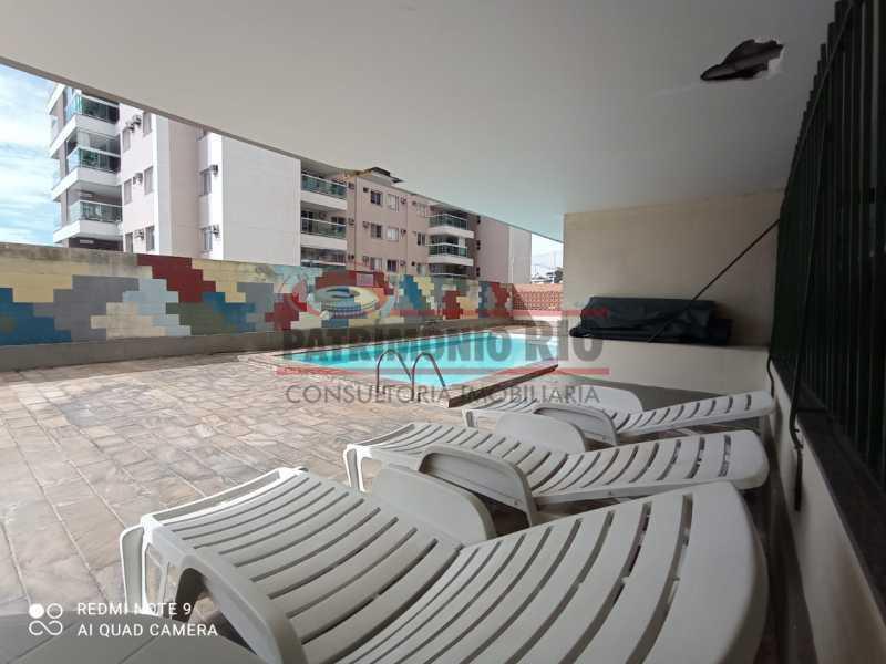 3 - Apartamento coladinho Norte Shopping, 2quartos, varanda, vaga, infraestrutura e financia - PAAP24306 - 1