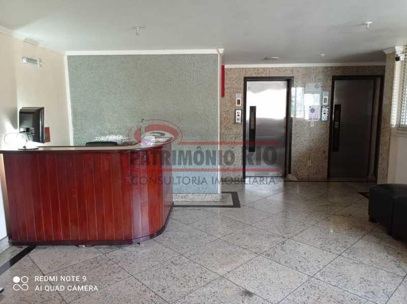 4 - Apartamento coladinho Norte Shopping, 2quartos, varanda, vaga, infraestrutura e financia - PAAP24306 - 21