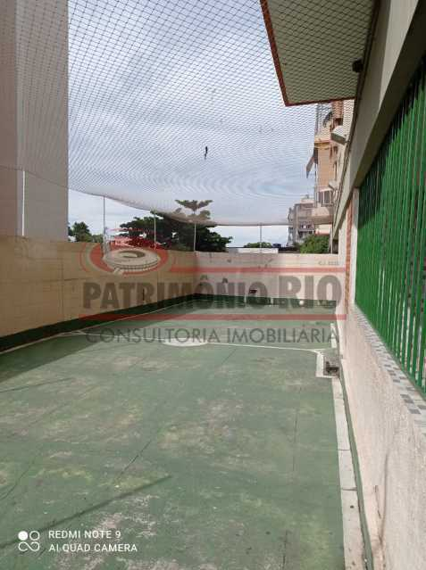 5 - Apartamento coladinho Norte Shopping, 2quartos, varanda, vaga, infraestrutura e financia - PAAP24306 - 22