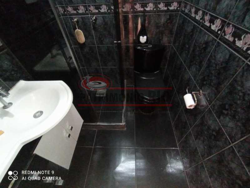 6 - Apartamento coladinho Norte Shopping, 2quartos, varanda, vaga, infraestrutura e financia - PAAP24306 - 13