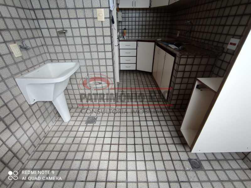 9 - Apartamento coladinho Norte Shopping, 2quartos, varanda, vaga, infraestrutura e financia - PAAP24306 - 19