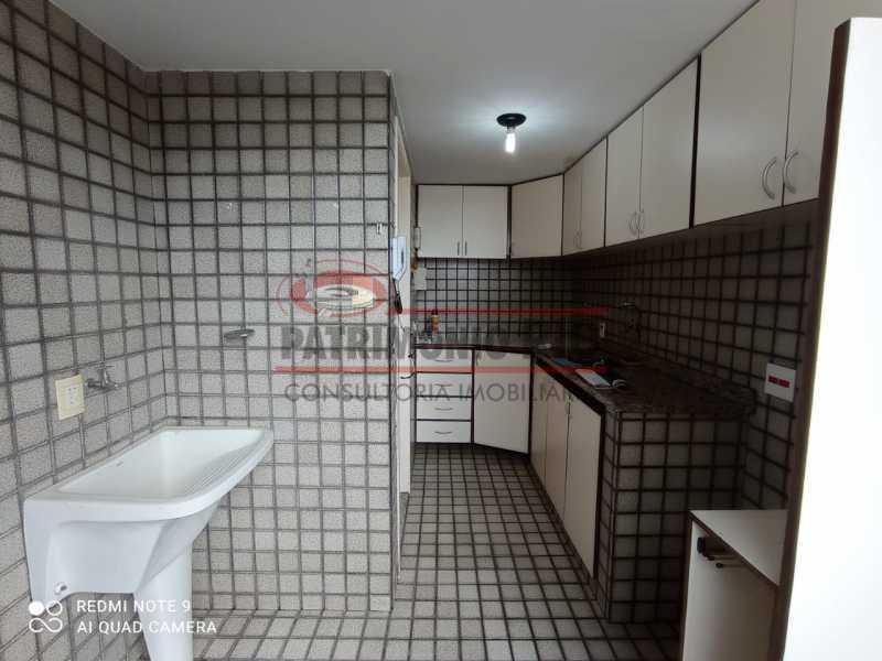 10 - Apartamento coladinho Norte Shopping, 2quartos, varanda, vaga, infraestrutura e financia - PAAP24306 - 16