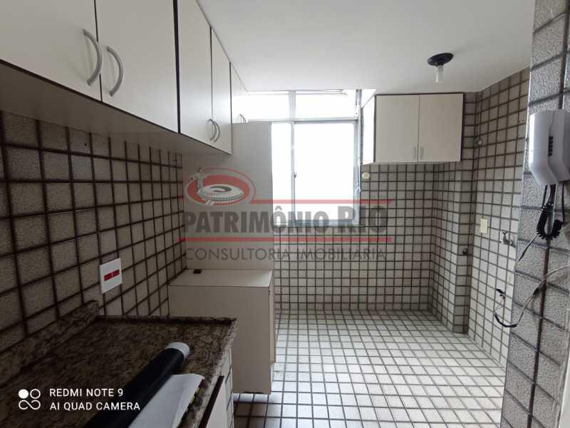 11 - Apartamento coladinho Norte Shopping, 2quartos, varanda, vaga, infraestrutura e financia - PAAP24306 - 18