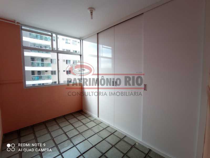 12 - Apartamento coladinho Norte Shopping, 2quartos, varanda, vaga, infraestrutura e financia - PAAP24306 - 10
