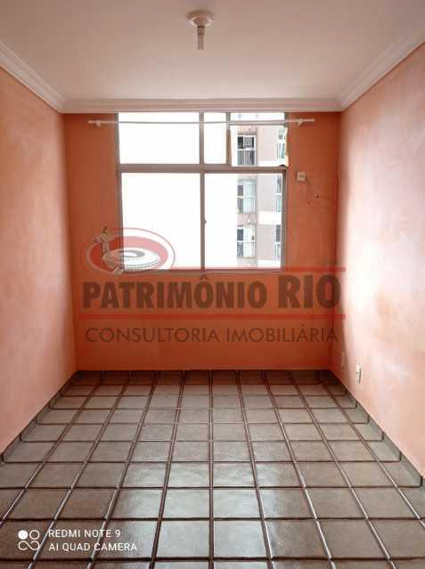 14 - Apartamento coladinho Norte Shopping, 2quartos, varanda, vaga, infraestrutura e financia - PAAP24306 - 14