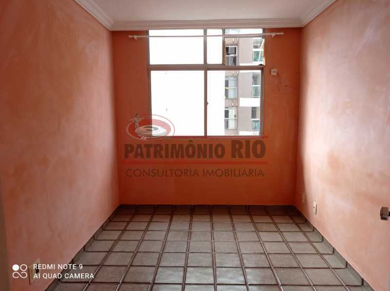 15 - Apartamento coladinho Norte Shopping, 2quartos, varanda, vaga, infraestrutura e financia - PAAP24306 - 15