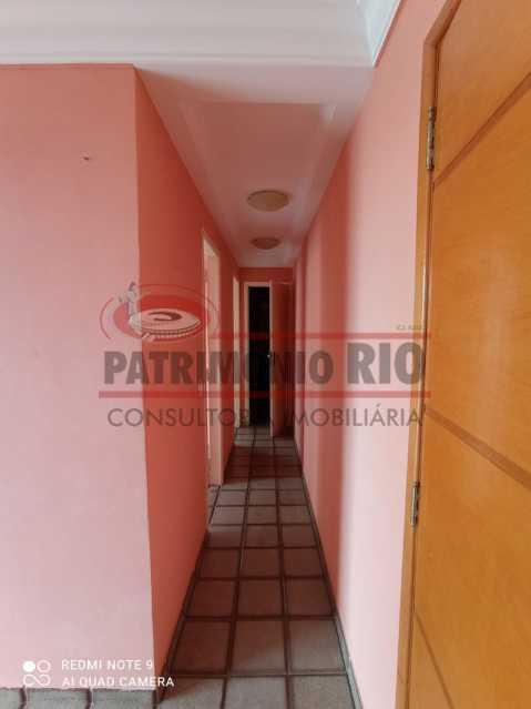 16 - Apartamento coladinho Norte Shopping, 2quartos, varanda, vaga, infraestrutura e financia - PAAP24306 - 8