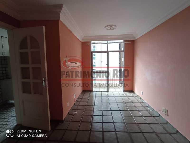 17 - Apartamento coladinho Norte Shopping, 2quartos, varanda, vaga, infraestrutura e financia - PAAP24306 - 4