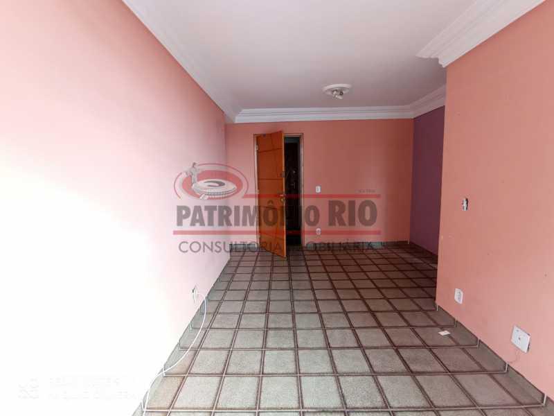 18 - Apartamento coladinho Norte Shopping, 2quartos, varanda, vaga, infraestrutura e financia - PAAP24306 - 3