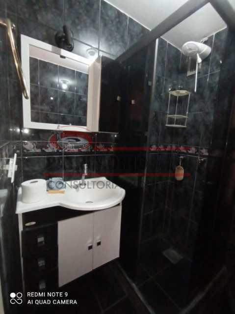 índice - Apartamento coladinho Norte Shopping, 2quartos, varanda, vaga, infraestrutura e financia - PAAP24306 - 12