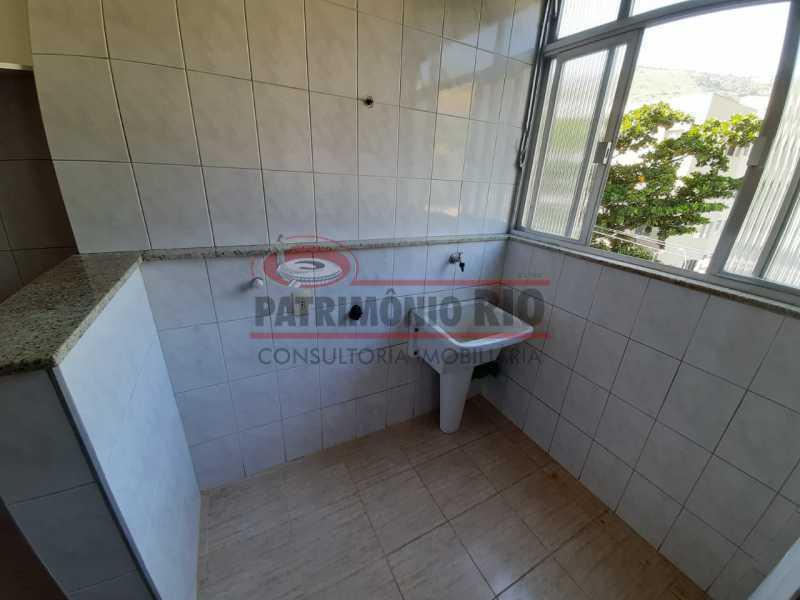 WhatsApp Image 2021-03-27 at 1 - Excelente Apartamento vazio próximo Dias da Cruz - PAAP24312 - 18