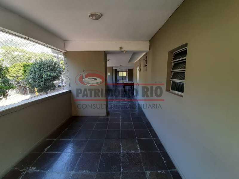WhatsApp Image 2021-03-27 at 1 - Excelente Apartamento vazio próximo Dias da Cruz - PAAP24312 - 24