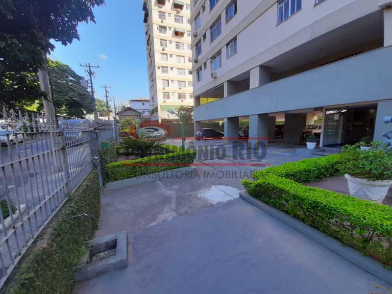 WhatsApp Image 2021-03-27 at 1 - Excelente Apartamento vazio próximo Dias da Cruz - PAAP24312 - 27
