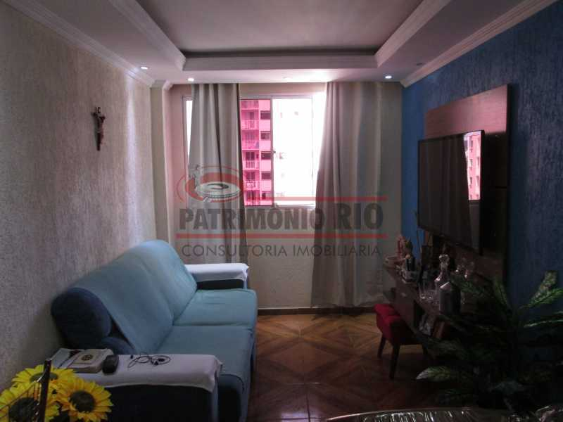 IMG_9039 - Apartamento 2quartos Condomínio Parque Rivole - PAAP24317 - 30