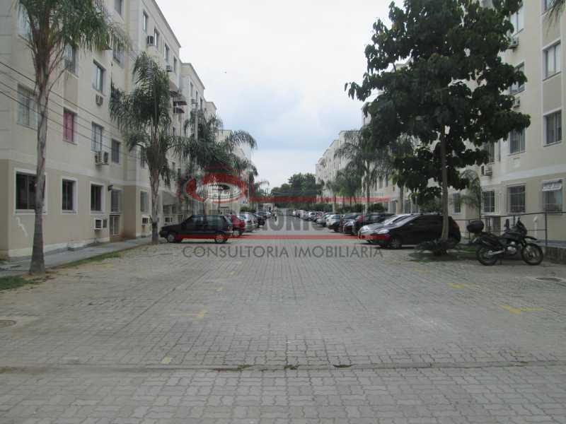 IMG_0721 - Apartamento 2quartos Condomínio Parque Rivole - PAAP24317 - 26