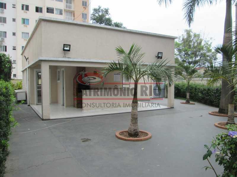 IMG_0722 - Apartamento 2quartos Condomínio Parque Rivole - PAAP24317 - 27