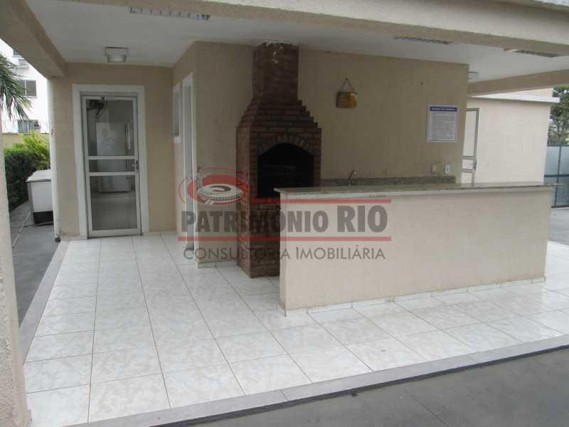 IMG_0723 - Apartamento 2quartos Condomínio Parque Rivole - PAAP24317 - 28