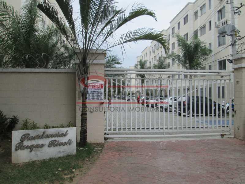 IMG_0724 - Apartamento 2quartos Condomínio Parque Rivole - PAAP24317 - 29