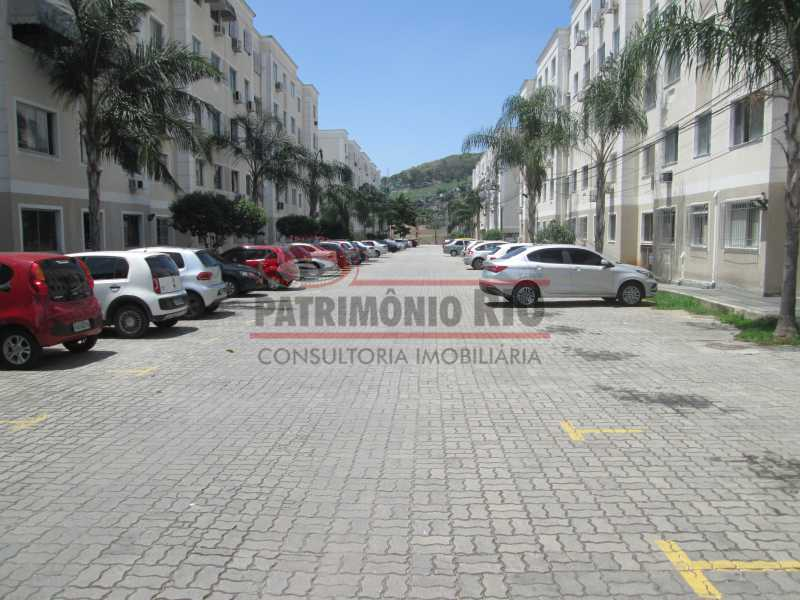 IMG_0870 - Apartamento 2quartos Condomínio Parque Rivole - PAAP24317 - 24