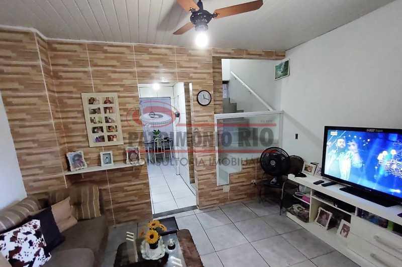 1 2 - Excelente Casa 2quartos, terraço e vaga de garagem - PACN20139 - 1
