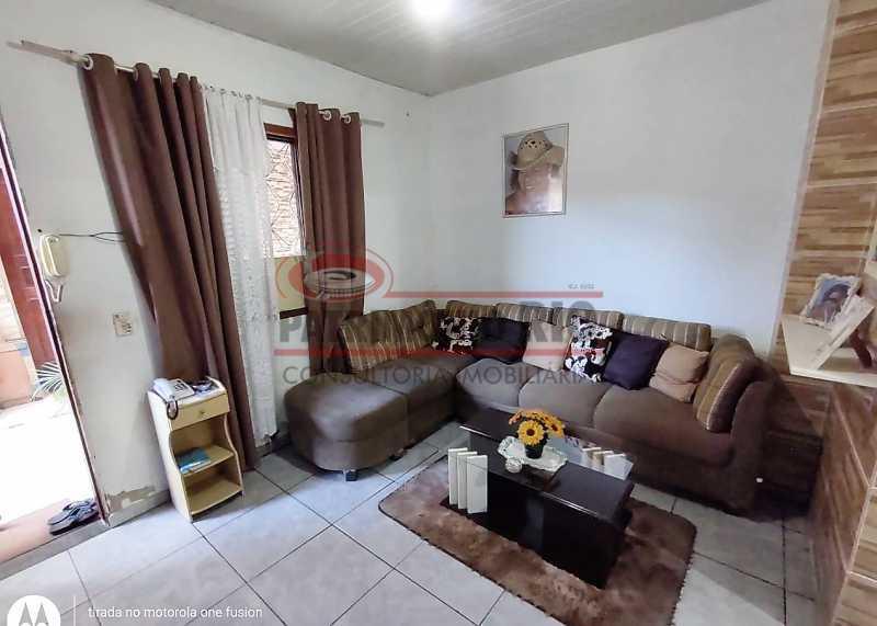 7 2 - Excelente Casa 2quartos, terraço e vaga de garagem - PACN20139 - 8