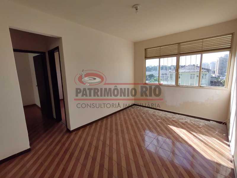 1 2 - Apartamento 2quartos desocupado próximo Universidade Celso Lisboa - PAAP24340 - 1
