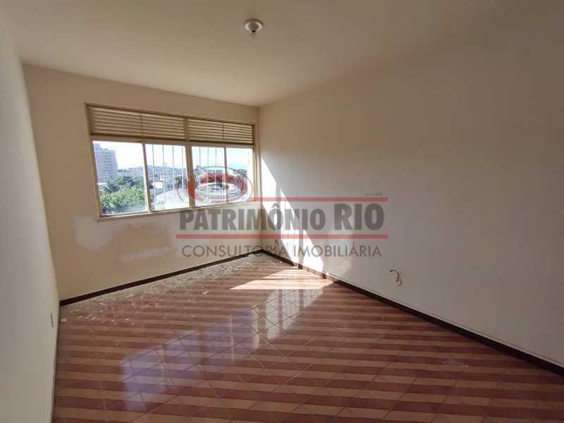 3 - Apartamento 2quartos desocupado próximo Universidade Celso Lisboa - PAAP24340 - 4
