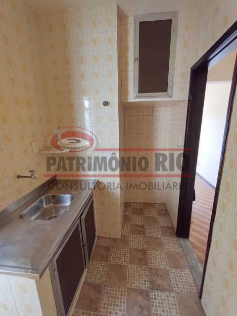 23 - Apartamento 2quartos desocupado próximo Universidade Celso Lisboa - PAAP24340 - 24